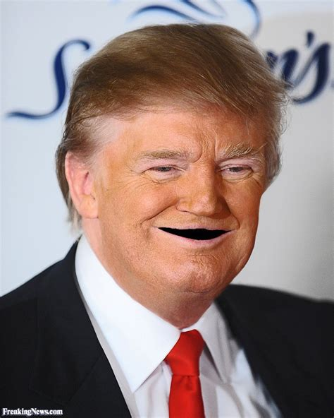 Toothless Donald Trump Pictures   Freaking News