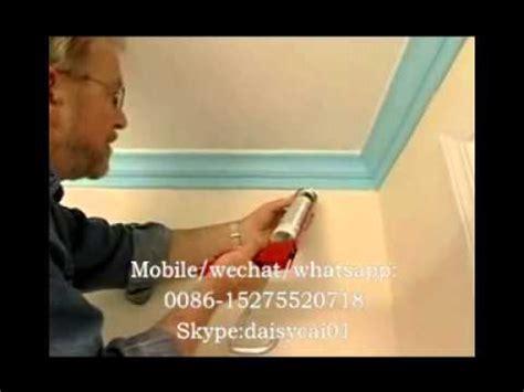 cornice installation xps polystyrene cornice installation guide