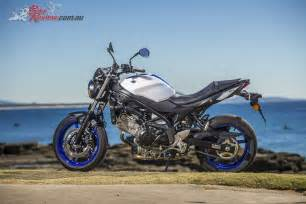 Suzuki Sv650s 2017 Suzuki Sv650 Review Bike Review
