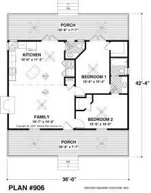 Small Homes Floor Plans House Plans Small House Plans