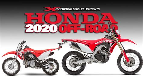 2020 Honda Dirt Bikes by Honda 2020 Road Bikes Look Dirt Bike Magazine