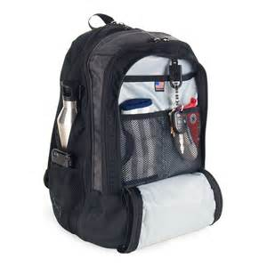 Backpacker Bag dadgear backpack features