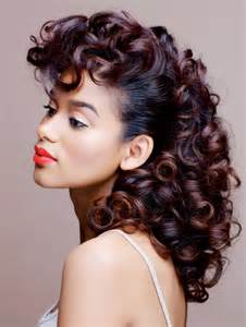 how to roller set relaxed hair queen of plaits does roller set for destiny magazine 2013