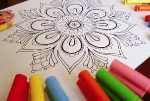 how to color mandalas descubre por qu 233 tus hijos deber 237 an pintar mandalas