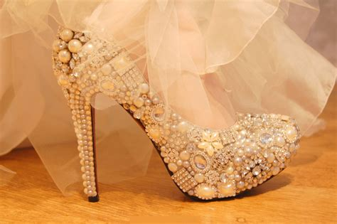 Bridal Footwear Wedding by Wedding Shoes Selection Our Wedding Journal