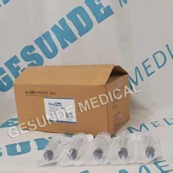 Alat Suntik Disposable jual alat suntik disposable syringe 20cc toko medis jual