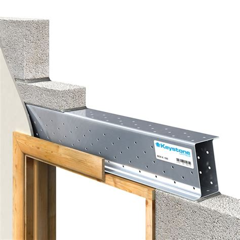 cavity single wall amp box lintels from huws gray