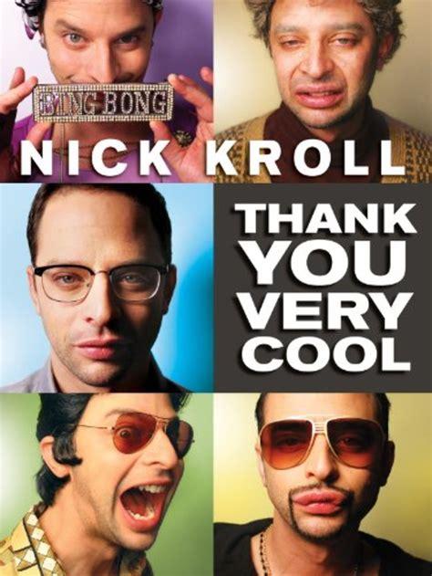 nick kroll netflix movie watch nick kroll thank you very cool on netflix today