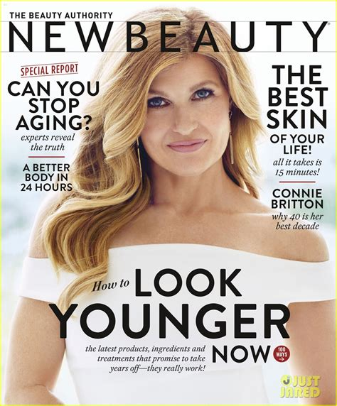 Find Magazine Connie Britton On S Expectations Of Find Your Own Value Photo