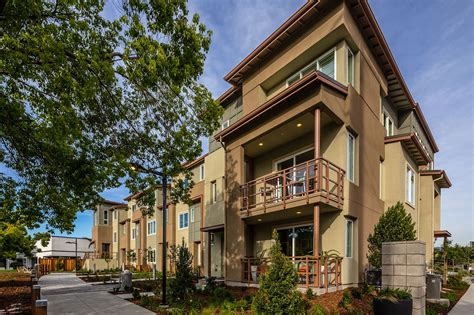 milpitas ca townhomes architectural design ktgy architects