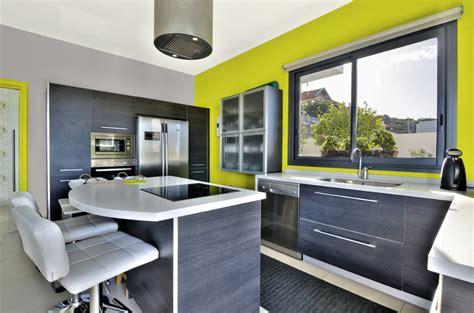 cuisine vert davaus decoration cuisine vert anis avec des id 233 es