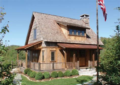 custom built cabin award winning design cozy homes