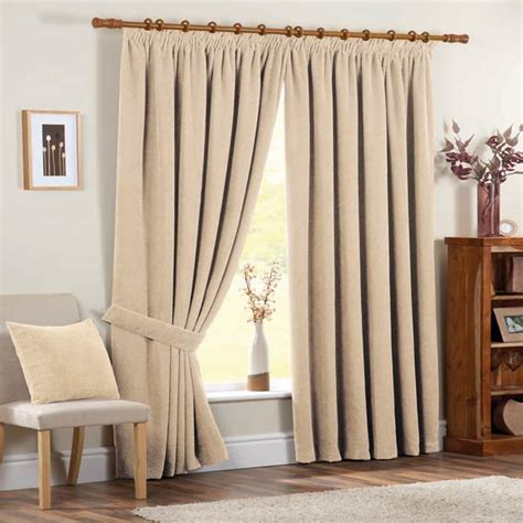 dream drapes dreams n drapes chenille spot thermal pencil pleat lined