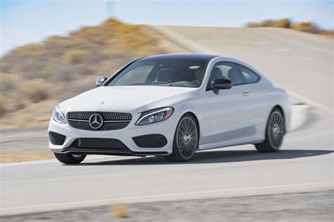 mercedes c300 4 matic mercedes c300 coupe 4matic 2017 motor trend car of