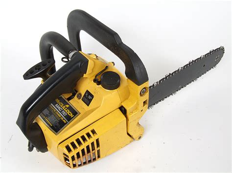 Chain Saw Mini mcculloch mac 110 mini chainsaw eager beaver chainsaw