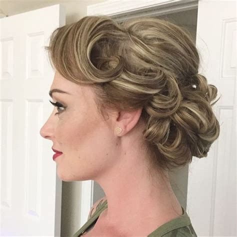 hairstyles for short curly hair updos 60 updos for short hair your creative short hair inspiration