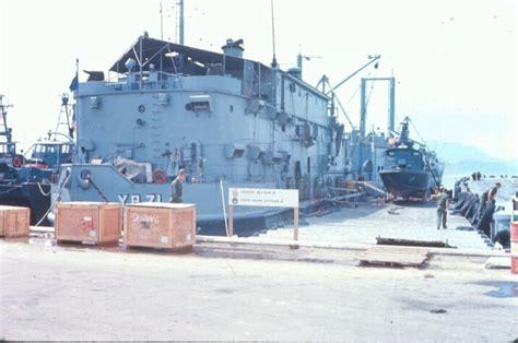 swift boat specs danang vietnam 1967 naval support yr 71