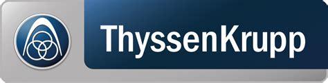 ThyssenKrupp Logo / Industry / Logonoid.com
