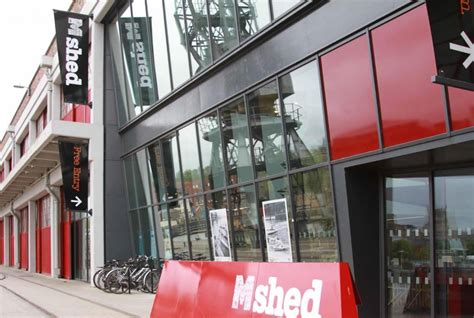 The Shed Bristol by Lottery Funding For Exhibition At M Shed Outstories Bristol