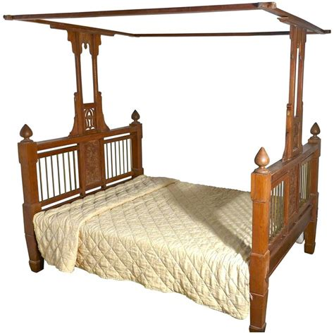 colonial style beds colonial style antique four poster double bed 19th century raj bed for sale at 1stdibs