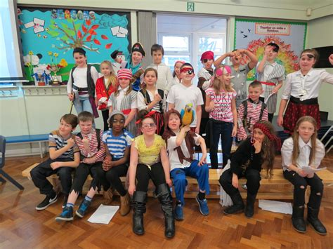 Or At School Parent Assembly Pirate Day Mossfield Primary School