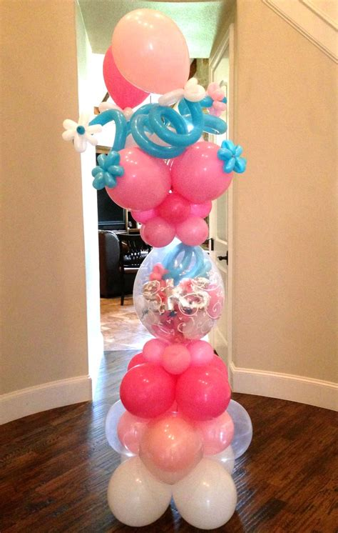 Baby Shower Baloons by Fabulous Baby Balloon Baby Balloon Arches Balloon Pacifiers