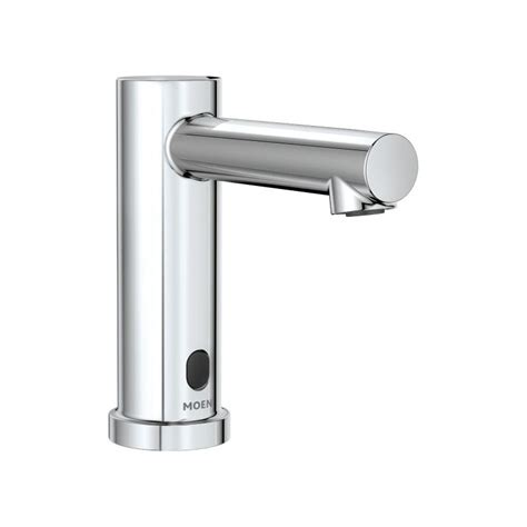 touch free bathroom faucet faucet com 8559 in chrome by moen