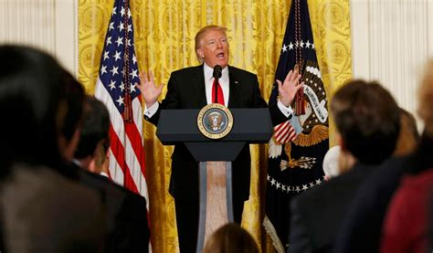 trump gold curtains trump s chilling warning of possible consequence if us is