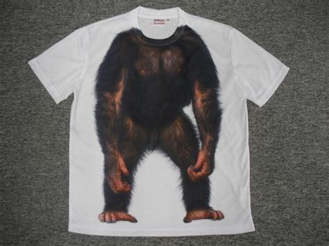T Shirt Monkey monkey t shirt almost animal