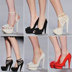fashion shoes high heels pictures