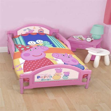 Peppa Pig Cot Bed Duvet Set Buy Peppa Pig Toddler Bedding Funfair From Our Duvet Covers Range Tesco