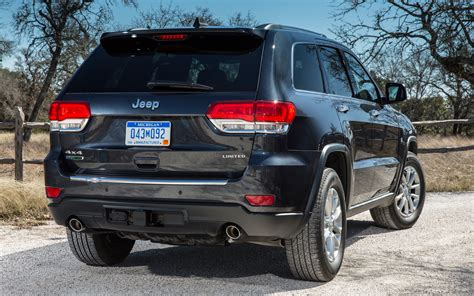 jeep cherokee back 2014 jeep grand cherokee diesel rear view photo 11