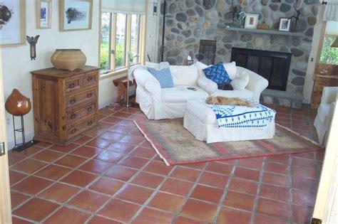 Saltillo Tile Living Room by Bruce S Saltillo Living Room