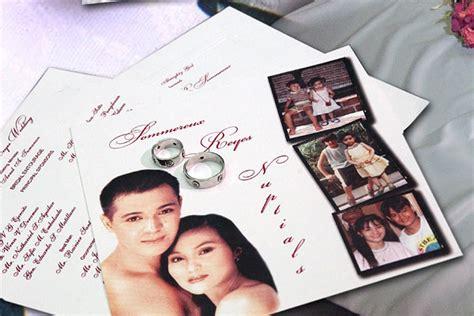 philippine handmade wedding invitation eddilisa s if you are co canopy nsidering an