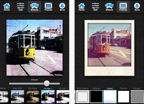 programma cornici foto le app pi 249 per modificare le foto scattate con