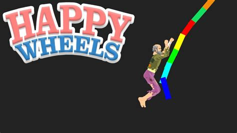 Happy Wheels Rope Swing Fun Youtube