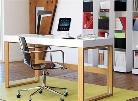 Simple Desks For Home Office Home Office Simple Tuck Away Desks Bit
