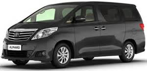 Exclusive Car Rental Bali Toyota Alphard Bali Rent Car Limousine