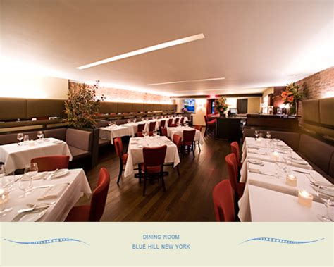 Private Room Dining Nyc by Overview Blue Hill Farm