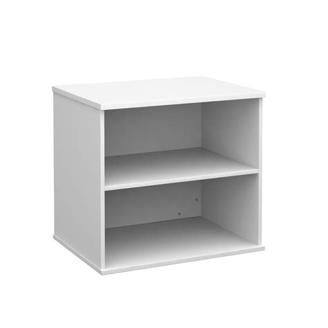 deluxe desk high bookcase 600mm white www collageltd