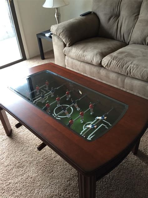 Coffee Table Foosball Foosball Coffee Table Costco Coffee Table Design Ideas