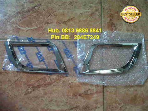 Towing Bar Avanza With Reflektor 90x30 aksesoris avanza veloz 2012 s d 2015 rivo variasi