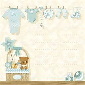 baby shower invitation background images b wall decal