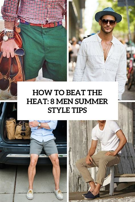 8 Fashion Tips For A More Look by How To Beat The Heat 8 Summer Style Tips Styleoholic