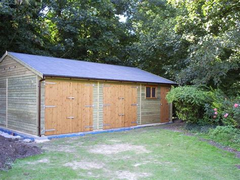 Building Onto A Garage by 30 X 20 Garage With Workshop Warwick Timber Garages