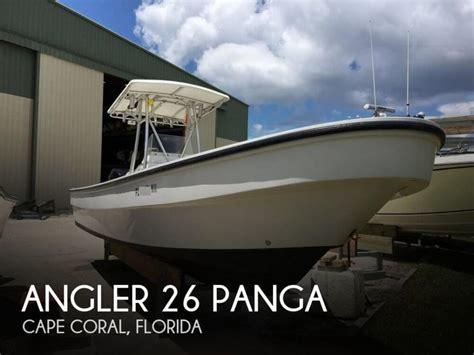 panga boat dealers in florida panga 26 angler panga boats for sale