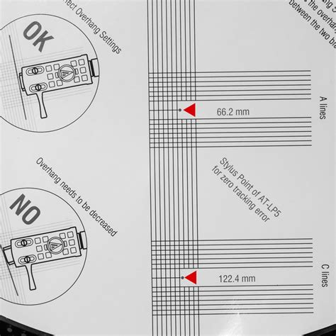 free printable turntable protractor how to align your turntable cartridge audio technica