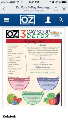 Tls Detox Soup by Weight Watchers Points List Foods Printable Weight