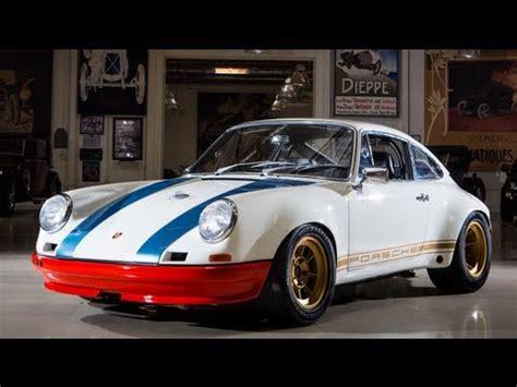 urban outlaw porsche 1972 porsche 911 72str 002 jay leno s garage youtube