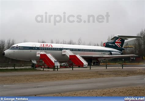Gemini Jets Hawker Siddeley Hs121 Trident 3b airpics net g awzk hawker siddeley hs121 trident 3b european airways bea medium size